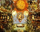 Print -    Moses Nucleus Of Creation by Frida Kahlo