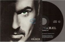 GEORGE MICHAEL star people CD PROMO france french card sleeve