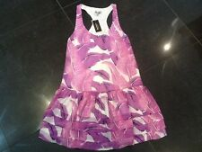 NWT Juicy Couture New Purple Orchid Racer Back Party / Sun Dress UK Size 8/10