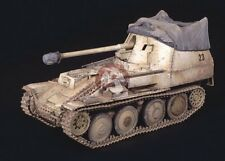 Mig 1/35 Marder III Ausf.M Winter Tarp & Muzzle Cover (for Tamiya kit) 35-015