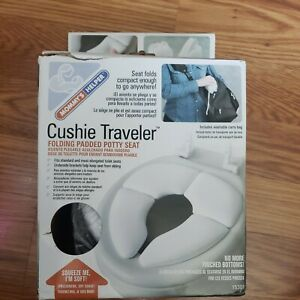 Cushie Traveler Folding Potty Seat
