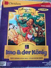 PC Spiel Computer Kinderspiel Lernspiel - Imo & der König