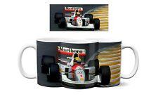 Ayrton Senna F1 Legend Mug / Prefect Gift
