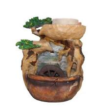 WATER FOUNTAIN - POLYRESIN TABLETOP WATER FOUNTAIN - INDOOR WATER FOUNTAIN