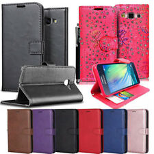 Shockproof Wallet Leather Case Cover Pouch For Samsung Galaxy Huawei Vodafone