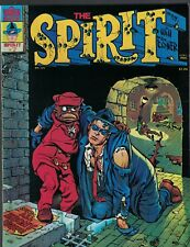 1975 Will Eisner The Spirit Warren Publications Comic Book Magazine #7