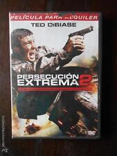 DVD PERSECUCION EXTREMA 2 -EDICION DE ALQUILER - TED DIBIASE (4P)