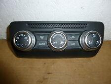 Audi A1 8X Klimatronic Klimabedienteil Klima Bedienteil 8XA820043 control unit