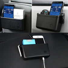 Car Auto Universal Storage Pouch Bag Store Phone Charge Box Holder Organizer