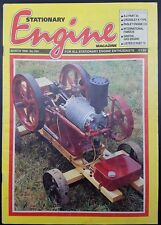 The Stationary Engine Magazine March 1996, No 265, Free UK Post