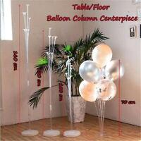 Balloon Column Stand Kit Christmas Birthday Party Decors Romantic Wedding Favors