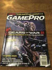 Gamepro Magazine (Nov. 2008, 242 issue)