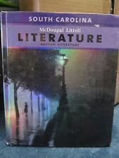 McDougal Littell Literature South Carolina: British Literature Hardcover