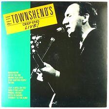 """12"""" LP - Pete Townshend - Pete Townshend's Deep End Live! - A4330"""