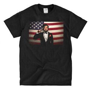 Yelawolf Slumerican Black T-Shirt - Ships Fast! High Quality!