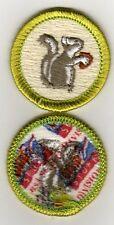 "Mammal Study Merit Badge, Type J ""Scout Stuff"" Back (2002-10), Mint!"