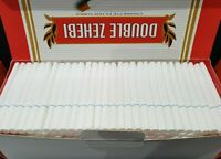 CLEARANCE 1500 BLUE KING SIZE ROLLO TUBES CIGARRETTE FILTER TUBE TIPS