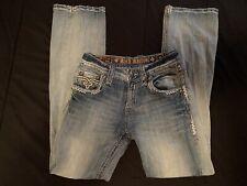 Men's Eben Boot Rock Revival Jeans Size 30x33