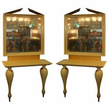 Pair of Console's Designed By Carlo Enrico Rava