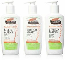 3 Pack - Palmer's Cocoa Butter Formula Massage Lotion For Stretch Marks, 8.5 oz