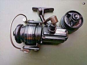 Daiwa 1300XRM - fishing reel with spare spool