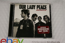 Our Lady Peace - Gravity (CD, 2002, Columbia (USA))  EXCELLENT