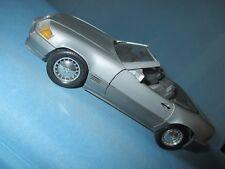 unbespielter Mercedes 500 SL Roadster Cabrio 1:18  siehe Text und Fotos