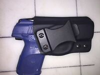 IWB Holster - Ruger SR9C - Adj Retention - 15 Deg Cant - Right Handed - Kydex