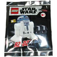 LEGO • STAR WARS 912057 R2-D2 + MSE-6 MOUSE DROID minifigures NIB NEW SEALED