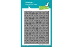 Lawn Fawn XOXO BACKDROP: PORTRAIT Lawn Cuts Craft Cutting Dies LF2179