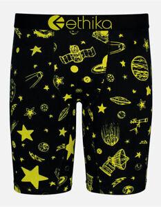NWT Ethika Ceiling Stars Staple Boys Boxer Briefs - Size L (10/12)