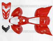 Plastics fairings Kazuma Mini Falcon Shark 90cc Red