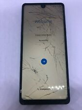 New listing Lg Stylo 6 - MetroPcs - Blue - Cracked Glass - For Parts!