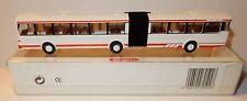 Rare Wiking HO 1/87 Bus articule Mercedes O 305 G Schub Gelenkbus Sonderfahrt