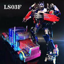 NEW Transformed LS03F Black mamba Upgraded OP Commander Boy toys in Stock
