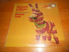 Hermanos Zavala SEALED 70s LP Christmas in Mexico USA ISSUE