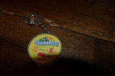 GOURMANDISE - FROMAGERIE DU CHATEAU DE FLAMBOIN - Porte-clef / Keyring !!!