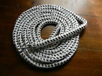 STRETCHY BRAIDED LUNGE LINE 21' FEET LONG