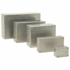 Die Cast Aluminium Box 111mm x 60mm x 31mm Electronic use etc 7134P OL0673