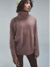 NWT / $80 ~ REI Co-Op Wallace Lake Dolman Mock Neck Pullover / Women's Large