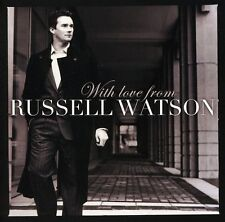 Russell Watson - With Love from Russell Watson [New CD]