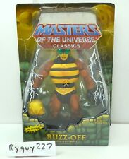 MOTUC, Buzz-Off, Masters of the Universe Classics, MOC, sealed figure, MISB
