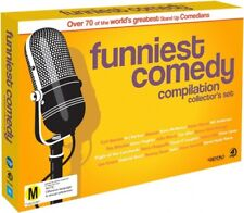 Funniest Comedy Compilation Collectors Set (DVD x 4, 2015) Region 4
