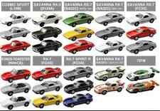 MAZDA Kyosho 1:100 Scale Diecast Model Car Complete set of 28 RX-8 RX-3 787B