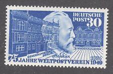 GERMANY STAMP #669 —  von STEPHAN  -- 1949  -- MINT