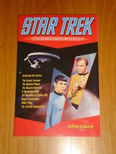 STAR TREK KEY COLLECTION VOL 3 CHECKER GRAPHIC NOVEL 9780975380857