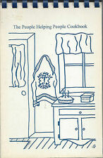 MT HOLLY VT 1995 VOLUNTEER RESCUE SQUAD RECIPES COOK BOOK PEOPLE HELPING PEOPLE