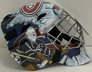Carey Price Signed Autographed Montreal Canadiens F/S Goalie Mask Psa/Dna