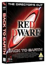 Red Dwarf Back to Earth 5014138604417 With Chris Barrie DVD Region 2