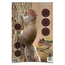 """14/"""" x 14/"""" Qty. 30 Western Prarie Dog Silhouette Target"""